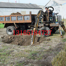 厂家直销32马力小型四轮拖拉机农用四驱四不像拖拉机车随车挖图片