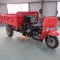 定做柴油工程自卸三轮车农用三马车混凝土运输车图片
