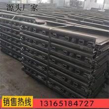 矿用刮板输送机厂家刮板机配件30过渡槽图片