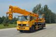 济宁小吊车厂16吨做的好16吨吊车国五16吨汽车起重机
