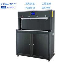校園節能飲水機WY-4G-C商用飲水機,校園超濾飲水機圖片