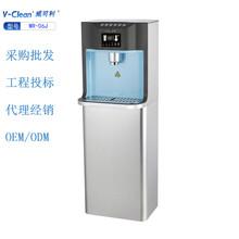 威可利校园饮水机,即热式开水器WR-06J商用直饮水机图片