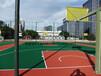 篮球场羽毛球场丙烯酸硅PU地坪涂料及施工