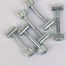 销售高强度防松螺母高强度加厚螺母国标螺母品质认证-东台市强力特