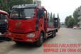 重庆永川区解放后双桥挖机拖板车25吨挖机平板拖车后八轮挖机平板车