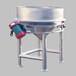 振动直排筛直下式振动筛震动筛分离筛振动筛分机