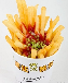 重庆荣佳学疯狂薯条技术疯狂薯条怎么做的