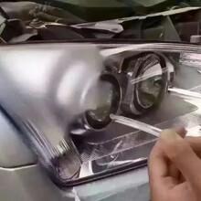 汽车大灯修复神器镀膜液带电动打磨机