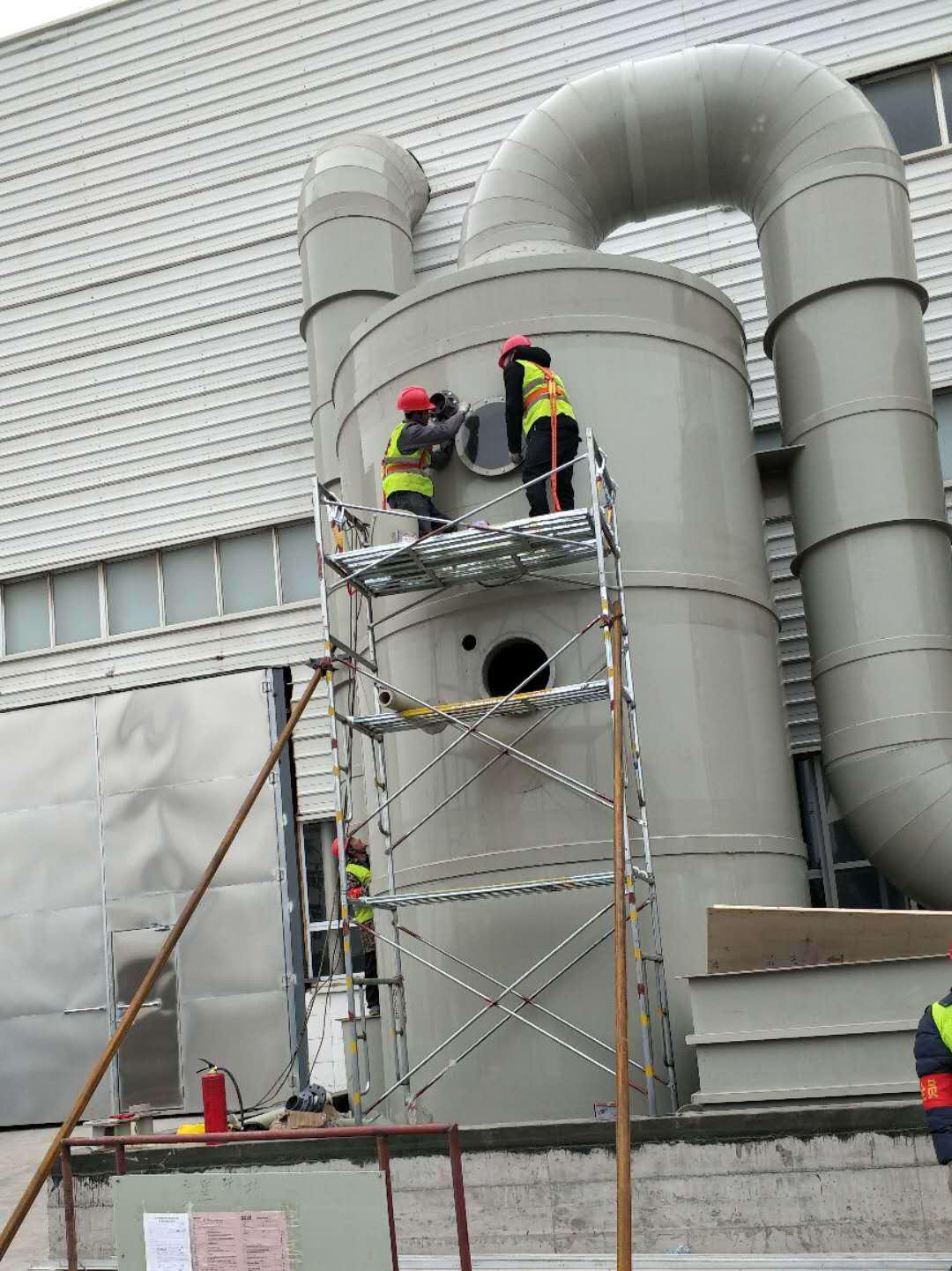 除尘过滤设备粉尘处理设备郑州天朗