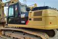 太原二手大小型挖机卡特326D厂家直销