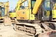 山西急转二手小型挖机手续齐全全国免费配送