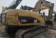 西藏林芝二手挖掘机卡特315现货2台