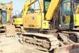 山西晋中二手挖机市场二手卡特微型挖掘机九成新