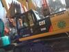 盐城个人转让二手卡特320D挖掘机八成新