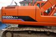 北海公司转让二手斗山220-7挖掘机八成新