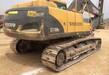 贺州工地车二手沃尔沃210挖掘机图片真实