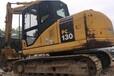 呼和浩特公司转让二手小松130-7挖掘机车况好