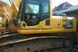 乌海公司转让二手小松220-8挖掘机车况好