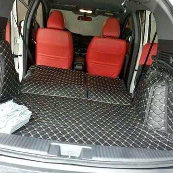 厂家生产汽车脚垫专车专用全包围皮革丝圈脚垫