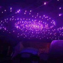 上海汽車內飾翻新頂棚翻新麂皮絨聲控七彩星光頂邁巴赫頂鉆石頂