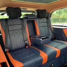 2019款奔驰V250价格平行进口V级改装内饰效果图图片