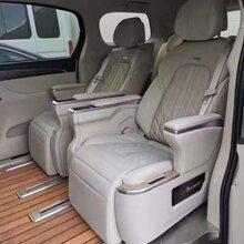 別克GL8如何進行內飾改裝升級航空座椅木地板