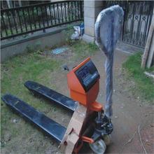 昆明1500kg电子托运叉车秤销售图片