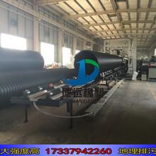 淅川市政钢带排污水管价格图片