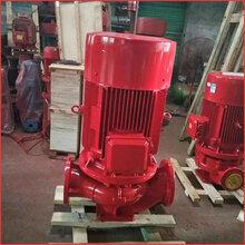 广州市规范生产室内消火栓立式単级泵37KW