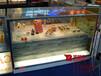 厦门大学超市冷柜宝尼尔专业定做,水果保鲜柜机内的温度,一米风幕柜的价格