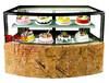 六安大理石蛋糕柜宝尼尔款式订做厂家电话及地址,一米风幕柜的价格