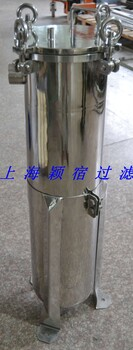 葡萄酒白酒啤酒米酒饮料过滤器袋式过滤器支持定做精密过滤器篮式过滤器
