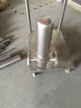 压缩空气过滤器蒸汽过滤器呼吸器不锈钢气体除菌空气过滤器
