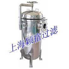 大容量,单袋过滤机过滤器过滤机袋式过滤器高效过滤器