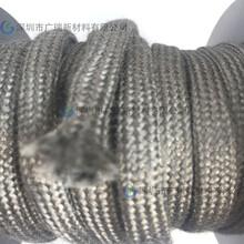 耐高温金属套管,法国原材料,10016L不锈钢纤维高温套管图片