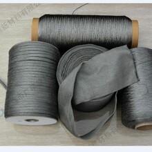 高温金属带,玻璃盖板行业用高温金属布,高温金属织带