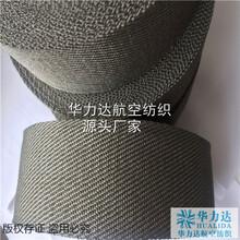 上海不銹鋼纖維布玻璃隔熱墊層高溫布高溫金屬布袋生產廠家圖片