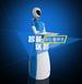 智能送餐機器人女神,增加餐廳特色,吸引顧客!