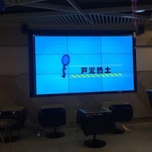 河南DID洛阳55寸液晶拼接屏,偃师大屏幕显示设备
