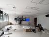 55寸液晶拼接屏尺寸,贵州华显电子,监控会议专用大屏显示