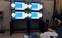 孝感液晶拼接屏,55寸尺寸拼接设计方案,大屏幕会议视频