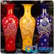陶瓷大花瓶定制定制落地大花瓶