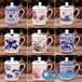 水杯定做景德镇陶瓷茶杯生产厂家骨瓷茶杯