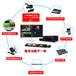 天影录播设备SV-HD2000录播系统录播直播一体机含录播服务软件