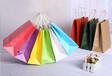 现货牛皮纸手提袋供应批发广告袋免费设计LOGO接受定制