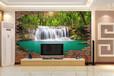 全屋整装绿色环保竹木纤维绿洁佳集成墙饰