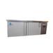 山西学校食堂不锈钢厨房设备冷藏保鲜工作台