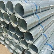 常德鍍鋅管批發/冷鍍鋅鋼管/湖南熱鍍鋅管價格圖片