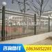 山西太原小區圍墻護欄古交清徐廠區建筑欄桿別墅藍色綠色鋅鋼護欄