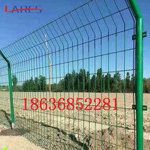 山西太原光伏发电护栏网双边丝护栏网隔离网供应图片